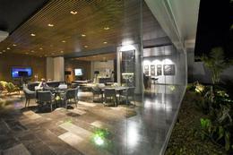 Foto Departamento en Renta en  Zona industrial Cordemex,  Mérida  En renta excelente apartamento amueblado de 2 habs. en el piso 7 en la Vía Montejo.