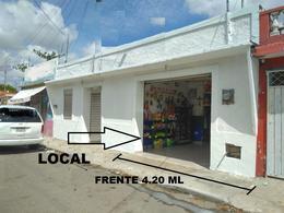 Foto Local en Venta en  Mérida Centro,  Mérida  VENTA DE LOCAL COMERCIAL EN LA 60
