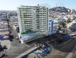 Foto Departamento en Venta en  Centro,  Mazatlán  TORRE TRIANA CENTRAL 120 NIVEL 12