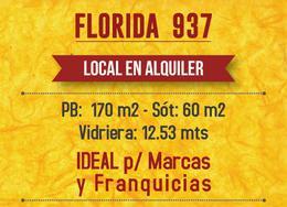Foto Local en Alquiler en  Microcentro,  Centro (Capital Federal)  Florida al 900