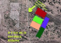 Foto Terreno en Venta en  Chihuahua ,  Chihuahua  VENTA 45 HECTAREAS ENSEGUIDA DEL LIBRAMIENTO  PONIENTE  DELICIAS-JUAREZ