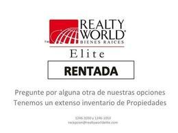 Foto Casa en Renta en  Las Brisas,  Monterrey  Casa en Renta Col. Las Brisas zona sur VSC