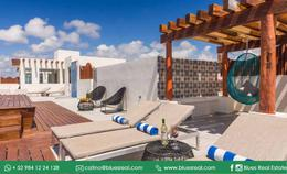 Thumbnail picture Apartment in Sale in  Playa del Carmen,  Solidaridad  For sale new apartments in Marea 34 in Playa del Carmen | Blues Real | Code 464