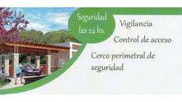 Foto Terreno en Venta en  Barrio El Aljibe,  Countries/B.Cerrado (Manzanares)  Manzanares