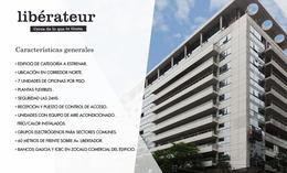Foto Oficina en Alquiler en  Belgrano ,  Capital Federal  Av. Libertador al 5700