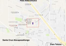 Foto Terreno en Venta en  Santa Cruz Atzcapotzaltongo Centro,  Toluca  Terreno industrial en Atzcapotzaltongo Toluca
