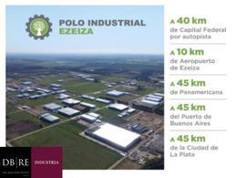 Foto Depósito en Alquiler   Venta en  Ezeiza ,  G.B.A. Zona Sur  Polo Industrial EZeiza