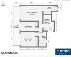 Foto Departamento en Venta en  Villa Crespo ,  Capital Federal  Acevedo y Jufre