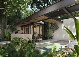 Foto Casa en Venta en  Buenavista,  Mérida  Town House en Privada Bosqua (Smart Homes).