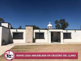 Foto Casa en Renta en  Ejido La Tinaja,  El Llano  MC RENTA CASA CERCA DEL PARQUE FOTOVOLTAICO PACHAMAMA