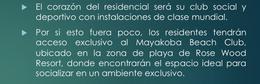 Foto Terreno en Venta en  Playa del Carmen,  Solidaridad   Terreno en venta  en Mayakoba Country Club 390 m2, en Playa del Carmen.