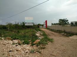 Foto Terreno en Renta en  La Guadalupana,  Mérida  Se Renta Terreno de 3,064 m2 con frente al Periferico Sur
