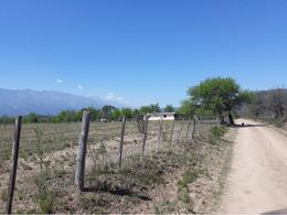 Foto Terreno en Venta en  Nono,  San Alberto  J. Amaya al 1000