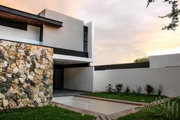 Foto Casa en Venta en  Pueblo Chablekal,  Mérida  CHAACTUN | LOTE 79 | MODELO ALZANO