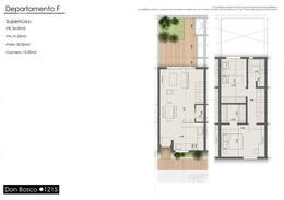 """Foto PH en Venta en  Temperley Este,  Temperley  Don Bosco 1215, Duplex """"F"""""""