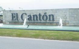 Foto Terreno en Venta en  El Canton - Norte,  Countries/B.Cerrado (Escobar)  El canton al 100