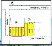 Foto thumbnail Terreno en Venta en  Francisco Alvarez,  Moreno  Lima 4800