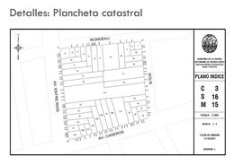 Foto Terreno en Venta en  Parque Patricios ,  Capital Federal  Av. Entre Rios al 2100