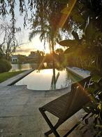 Foto Casa en Alquiler temporario en  Los Ombues,  Rincon de Milberg  Ombues a la laguna