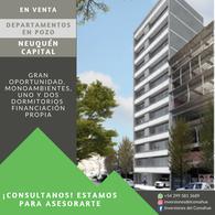 Foto Departamento en Venta en  Capital ,  Neuquen  Santiago del Estero