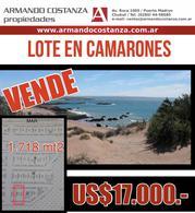 Foto Terreno en Venta en  Camarones,  Florentino Ameghino  CAMARONES