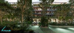 Foto Departamento en Venta en  Tulum Centro,  Tulum  Tuk Hacienda, estudio Penthouse, desde 73.26m2