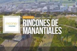 Foto Terreno en Venta en  Rincones de Manantiales,  Cordoba Capital  Oportunidad!! Rincones de Manantiales -Apto Duplex- Vigilancia 24 hs !