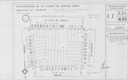 Foto Terreno en Venta en  Parque Patricios ,  Capital Federal  Av. Juan de Garay **  2338 . Terreno triple frente - 6.720 m2 construibles. Incidencia  366 usd/m2