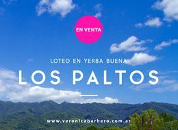 Foto Terreno en Venta en  Yerba Buena ,  Tucumán  Terrenos en Yerba Buena
