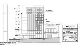 Foto Terreno en Venta en  Ciudad Vieja ,  Montevideo  Gran Terreno Se vende con proyecto de hotel  -    Ideal Parking