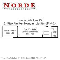 Foto Departamento en Venta en  Liniers ,  Capital Federal  Lisandro de la torre al 400