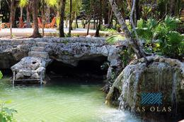 Foto Terreno en Venta en  Tulum ,  Quintana Roo  LOTE  RESIDENCIAL- AMENIDADES - EXCELENTE PRECIO - BAHIA PRINCIPE TULUM
