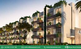 Thumbnail picture Apartment in Sale in  Tulum ,  Quintana Roo  For sale new apartments with at Anah Village | Blues Real | Code 405