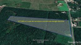 Foto Terreno en Venta en  Chetumal ,  Quintana Roo  Terreno con 342 mts sobre carretera Federal Cerca de Ucum