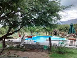 Foto Terreno en Venta en  Cortaderas,  Chacabuco  VENTA DE LOTES Aguada del Puma CORTADERA SAN LUIS