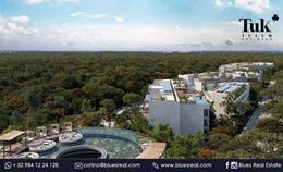 Thumbnail picture Apartment in Sale in  Playa del Carmen,  Solidaridad  NEW 2 bedroom apartment in Tuk Tulum condo   Code 325