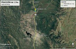 Foto Terreno en Venta en  Capilla Del Monte,  Punilla  Fracción de campo sobre R38
