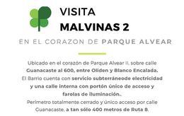Foto Terreno en Venta en  Tortuguitas,  Malvinas Argentinas  Guanacaste al 700