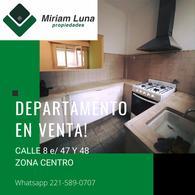 Foto Departamento en Alquiler | Venta en  La Plata,  La Plata  8 e/ 47 y 48