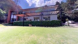 Foto Casa en condominio en Venta en  San Lorenzo Acopilco,  Cuajimalpa de Morelos  Increible Residencia en san Lorenzo Acopilco a la venta (MC)