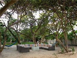 Foto Casa en Renta temporal en  Fraccionamiento Playacar Fase I,  Solidaridad  Casa Sobre Playa  en Playacar I Renta Vacacional