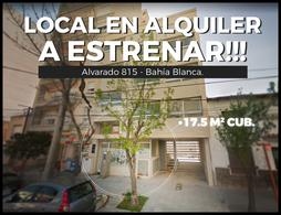 Foto thumbnail Local en Alquiler en  Bahia Blanca ,  Interior Buenos Aires  Alvarado al 800
