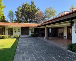 Foto Casa en Renta en  Alvaro Obregón ,  Distrito Federal  Rancho San Francisco