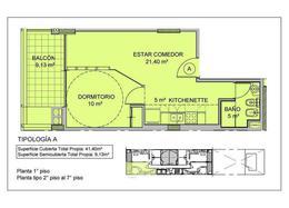 Foto Departamento en Venta en  Nueva Cordoba,  Capital  VELEZ SARFIELD al 1300