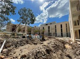 Foto Departamento en Venta en  Pueblo Temozon Norte,  Mérida  Departamento en venta de 2 recámaras en Temozón Norte