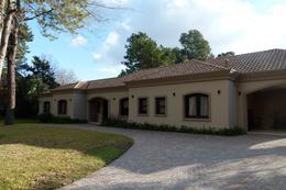 Foto Casa en Venta en  Saint Thomas,  Countries/B.Cerrado (E. Echeverría)   Casa Premium toda en Planta Baja