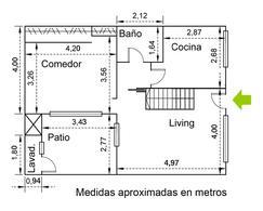 Foto PH en Venta en  Colegiales ,  Capital Federal  Virrey Loreto al 3000