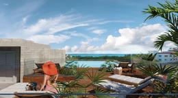 Foto Departamento en Venta en  Playa del Carmen Centro,  Solidaridad  Departamento en preventa Desarrollo Quin, Playa del Carmen