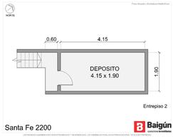 Foto thumbnail Local en Alquiler en  Recoleta ,  Capital Federal  Av. Santa Fe y Azcuenaga