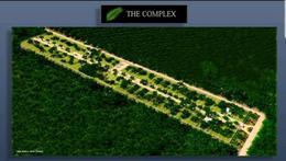 Foto Terreno en Venta en  Tulum,  Tulum          Lote residencial de 860 m2 en Xpu-Ha Riviera Maya P2524